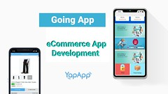 Yapcart Ecommerce Mobile Application - eCommerce Mobile App Development (YapApp India) Tags: yapcart ecommerce mobile application app development