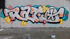Schuttersveld - Ratio (oerendhard1) Tags: streetart urban art graffiti rotterdam oerendhard crooswijk schuttersveld hotus birol ratio