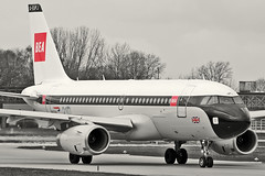 Airbus A319-131 - G-EUPJ - HAJ - 27.03.2019(6) (Matthias Schichta) Tags: geupj britishairways eddv haj hannoverlangenhagen airbus a319100 baretrojets planespotting flugzeugbilder