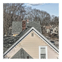 Neighborhood View (Timothy Valentine) Tags: fbpost 0319 desauturated 18horton 2019 h hrsw attleboro massachusetts unitedstatesofamerica us