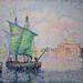 Venice - The Pink Cloud by P Signac 1909 205c