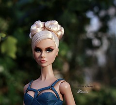 Summery ☀️ (pure_embers) Tags: pure embers doll dolls uk pureembers photography laura england minnie poppy parker embersminnie aquatalis ooak repaint portrait fashionbysabine sunny