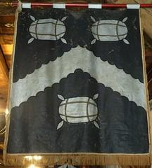 [73621] York : Merchant Adventurers' Hall - Dyers (Budby) Tags: york northyorkshire hall guild gild