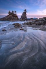 'Pearlescent Swirl' Brady's Beach, Bamfield, Vancouver Island (Gavin Hardcastle - Fototripper) Tags: bradys beach bamfield vancouver island gibbs adam uncle grumpy sunrise pnw sea stacks