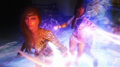 TESV - Lightning storm (tend2it) Tags: kenb elder scrolls skyrim v rpg game pc screenshot screenarchery mods