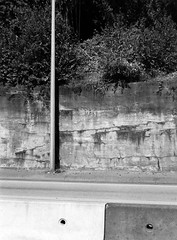 Front Street (_Solinar_) Tags: nikonf801s industar61ld50mm russianlens vintagelens m42mount rolleisuperpan200 blazinal rodinal newwestminsterbc lateafternoonlight vancouverfilmphotographer staybrokeshootfilm photographyasmeditation