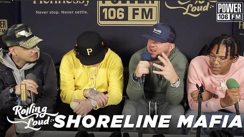 Shoreline Mafia fan photo