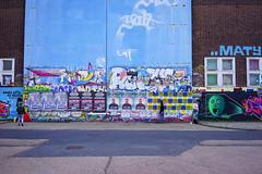 """Choose life, do graffiti"" (Eric Flexyourhead) Tags: msvanriemsdijkweg ndsm ndsmwerf nederlandschedokenscheepsbouwmaatschappij amsterdamnoord amsterdam netherlands holland nederland city urban streetart publicart graffiti sonyalphaa7 zeisssonnartfe35mmf28za zeiss 35mmf28"