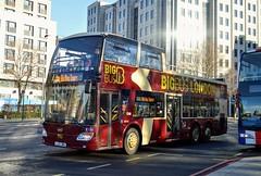 AN233 LJ12JWA (PD3.) Tags: london bus buses england uk sight seeing sightseeing open top topper topless tour tourbus anhui ankai bigbus big tower hill
