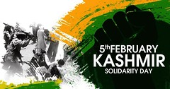 """Kashmir Solidarity Day is being Observed today to give a Loud & Clear Message to the World that Kashmiris are not Alone in their Struggle for Freedom and every Pakistani is with them... """"Save Kashmir – Save Humanity"""" #KashmirSolidarityDay #Life #Love (Gillaniez) Tags: kashmirsolidarityday life love"""
