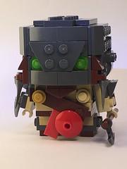 Garruk Wildspeaker (Spawnwrithe) Tags: lego moc afol creation mtg gathering planeswalker garruk wildspeaker brickheadz figure