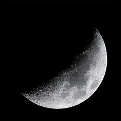 Moon 2019-02-11 (nicklucas2) Tags: astrophotography moon moon2019 moonfeb2019