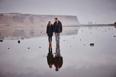 Steve & Megan (LalliSig) Tags: iceland photographer portrait portraiture landscape people engagement
