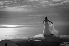 aegean bride (gotan-da) Tags: blackwhite schwarzweiss noiretblanc blackandwhite bw monochrome female femme frau beauty natural woman belle bellezza donna
