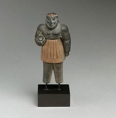 Monstrous male figure, ca. late 3rd–early 2nd millennium B.C., eastern Iran, Met museum. (ancient pix) Tags: ancient history ancienthistory photo photography culture art arts archaeology archeology