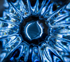 Event horizon (alisonsage1) Tags: macromondays whatisthat macro abstract glass stopper decanter crystal leadcrystal