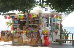 Beach Supplies! ('cosmicgirl1960' NEW CANON CAMERA) Tags: marbella spain espana andalusia costadelsol travel holidays yabbadabbadoo
