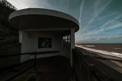 samyang 14mm-21 (istee@live.co.uk) Tags: cromer pier beach seaside wideangle superwideangle sea waves samyang 14mm sonya7rii clouds sky blue