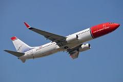 """""""Søren Kierkegaard"""" Norwegian Air International EI-FHP Boeing 737-8JP Winglets cn/40865-3410 @ EGKK / LGW 28-05-2018 (Nabil Molinari Photography) Tags: sørenkierkegaard norwegian air international eifhp boeing 7378jp winglets cn408653410 egkk lgw 28052018"""