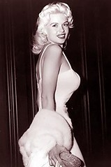 Jayne Mansfield (poedie1984) Tags: jayne mansfield vera palmer blonde old hollywood bombshell vintage babe pin up actress beautiful model beauty hot girl woman classic sex symbol movie movies star glamour girls icon sexy cute body bomb 50s 60s famous film kino celebrities pink rose filmstar filmster diva superstar amazing wonderful photo picture american love goddess mannequin black white mooi tribute blond sweater cine cinema screen gorgeous legendary iconic lippenstift lipstick busty boobs jurk dress bont fur bag tas