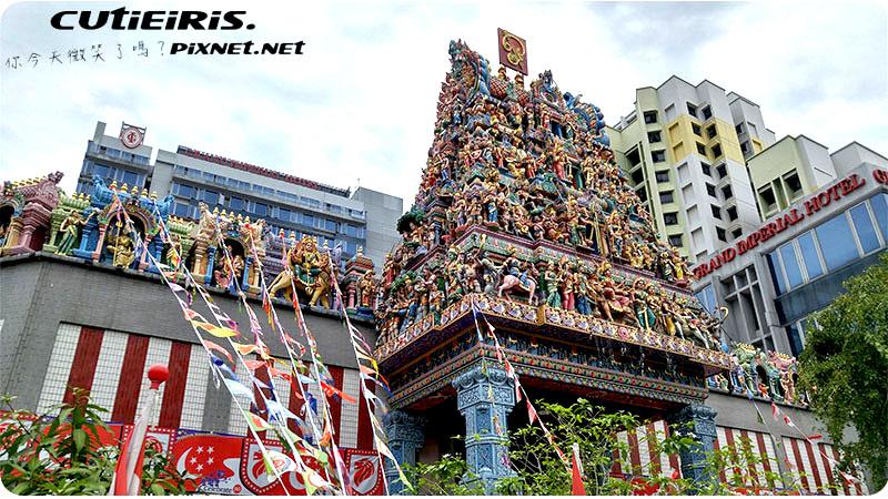 新加坡∥閒逛小印度區神秘又莊嚴印度廟維拉瑪卡里亞曼興都廟(Sri Veeramakaliamman Temple)批發慕達發中心(Mustafa Cente)壁畫很好拍哈芝巷(Haji Lane) 6 33569587448 b256299ce3 o