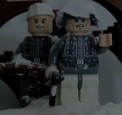 The Barbarossa Snow ({Achillea}) Tags: russia wermacht lego snow ww2 brickerms citizen brick