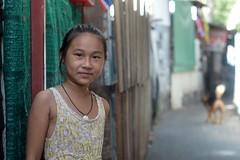 pretty preteen girl (the foreign photographer - ฝรั่งถ่) Tags: pretty preteen girl child khlong thanon portraits bangkhen bangkok thailand nikon d3200