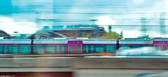 Gare du Nord, Paris (Phil du Valois) Tags: paris train garedunord vitesse sncf ter