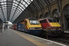 43076 (Lucas31 Transport Photography) Tags: trains railway class43 hst kgx lner ecml emt