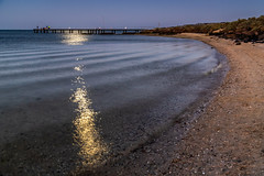 Clifton Springs Sunset-13 (Quick Shot Photos) Tags: bellarine canon cliftonsprings jetty oldpier sunset victoria australia au