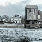 Winter on the Edgartown Waterfront thumbnail