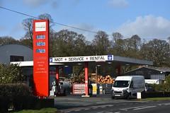 Photo of Border Garage Coed-Y-Dinas Powys.