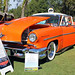 1954 Lincoln Capri, Black Diamond Car Show