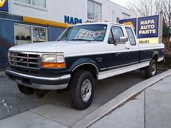 1997 Ford F-250 (splattergraphics) Tags: 1997 ford f250 pickup truck 4x4
