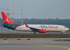EC-NAB Alba Star Boeing 737-800 (czerwonyr) Tags: fra eddf ecnab alba star boeing 737800