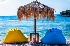 Leftos Gyalos, Alonnisos (Kevin R Thornton) Tags: d90 10 beach landscape alonnisos travel nikon alonnissos sporades leftosgyalos greece northernsporades coast alonissos sea decentralizedadministrationof decentralizedadministrationofthessalyandcentralgreece gr