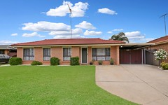 33 Olympus Drive, St Clair NSW