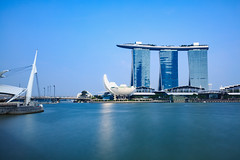 Marina bay sands (Patrick Foto ;)) Tags: architectural architecture asia asian bay building business casino city cityscape copyspace day daytime district downtown expensive famous horizontal hotel landmark landscape marina modern outdoor outside panorama place reflect reflection resort river riverside sands scenery singapore sky skyline skyscraper tourism tower travel urban water waterfront centralregion sg