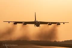 60-0058  'LA'  B-52H  USAF  20 BS  2 BW (Churchward1956) Tags: 2bw 20bs 600058 aviation b52 b52h barksdaleafb gloucestershire louisiana raffairford usa usaf