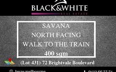 72 Brightvale Boulevard, Wyndham Vale VIC