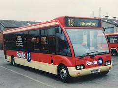 FE02 KEU (nevetsyam1404) Tags: langleymilldepot route15 wellglade trentbarton trentbuses trent b34f m920 solo optare optaresolo optaresolom920 454 fe02keu