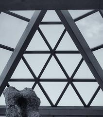 Architecthural Detail  2 # 36   ... (c)rebfoto (rebfoto...) Tags: window skylight rebfoto architecture architecturaldetail architecturalphotography