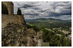 Fortaleza de la Mota (bit ramone) Tags: castillo castle fortaleza jaén andalucia españa spain alcalálareal bitramone pentax