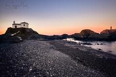 Ermita Virxe do Porto (Jesús Iglesias Mirad) Tags: spain españa galicia valdoviño ferrolterra virxedoporto coast costa calm tranquilidad sunset puestadesol