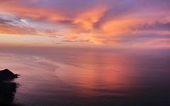 Hortzimuga (burnette or brunette) Tags: atardecer costa travel sky sea tamron igeldo canon euskadi sansebastián donosti