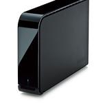 外付けハードディスクドライブの写真