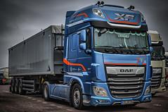 DAF XF 530 - International Truck of the Year 2018 (Peter's HDR hobby pictures) Tags: petershdrstudio hdr daf dafxf truck internationaltruckoftheyear2018 lkw sattelzug sattelauflieger zugmaschine zugmaschinemitauflieger