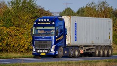 AH79529 (15.10.23)DSC_6911_Balancer (Lav Ulv) Tags: 197186 volvo volvofh fh4 guldagertransport guldager henrikguldager 2013 e5 euro5 6x2 container cronos afmeldt2018 retiredin2018 abgemeldet2018 blue fh500 firstclass truck truckphoto truckspotter traffic trafik verkehr cabover street road strasse vej commercialvehicles erhvervskøretøjer danmark denmark dänemark danishhauliers danskefirmaer danskevognmænd vehicle køretøj aarhus lkw lastbil lastvogn camion vehicule coe danemark danimarca lorry autocarra danoise vrachtwagen trækker hauler zugmaschine tractorunit tractor artic articulated semi sattelzug auflieger trailer sattelschlepper vogntog oplegger sættevogn motorway autobahn motorvej vibyj highway hiway autostrada
