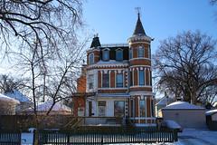 College Avenue Castle (Mick L.) Tags: collegeavenue castle