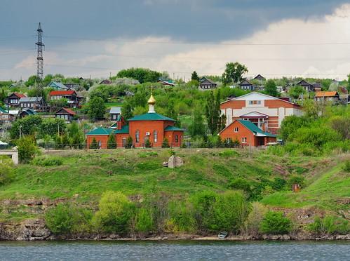 Volga River 162 ©  Alexxx Malev